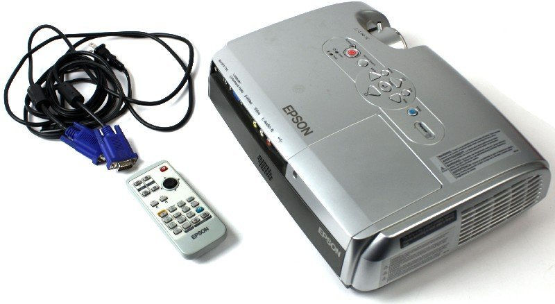 EPSON POWERLITE S3 LCD PROJECTOR - 2