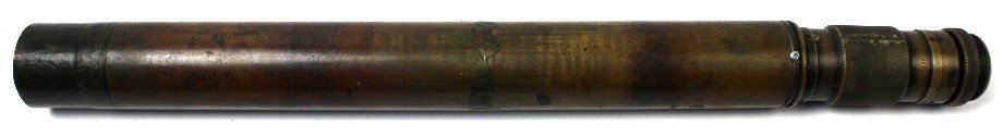 1917 BRASS ROSS TELESCOPE NO. 69190