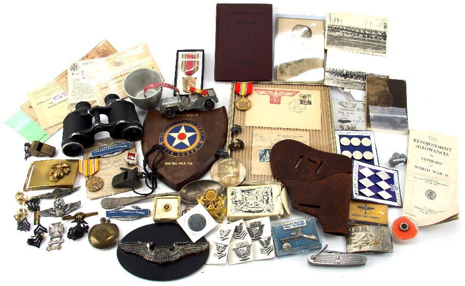 DEALERS STOCK MASSIVE MILITARIA LOT BIG VARIETY