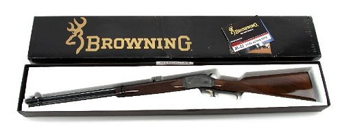 BROWNING BL-22 GRADE II LEVER ACTION RIFLE NIB