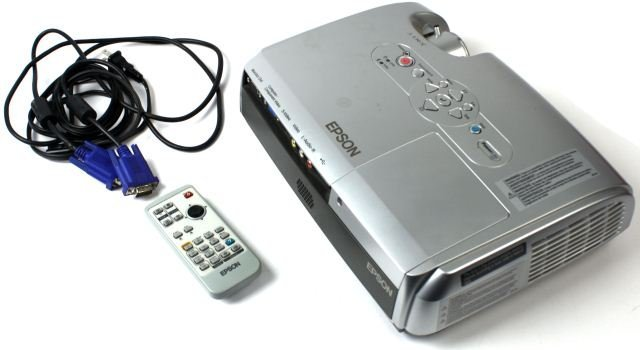 EPSON POWERLITE S3 LCD PROJECTOR - 2