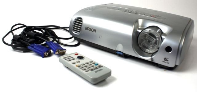 EPSON POWERLITE S3 LCD PROJECTOR - 4