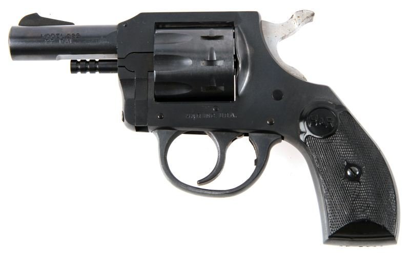 H&R MODEL 929 .22 LR REVOLVER - 2