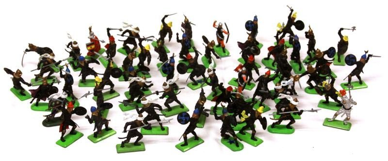 LOT OF OVER 50 BRITAINS LTD DEETAIL MODELS