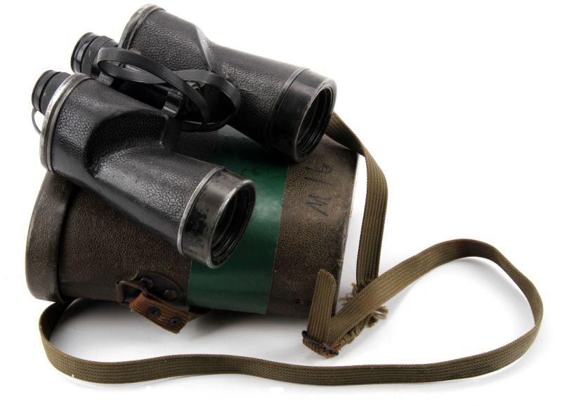 1944 US MARINE CORPS BINOCULARS BY BAUSCH & LOMB