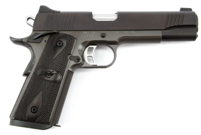 KIMBER TACTICAL CUSTOM II 1911 FRAME .45ACP