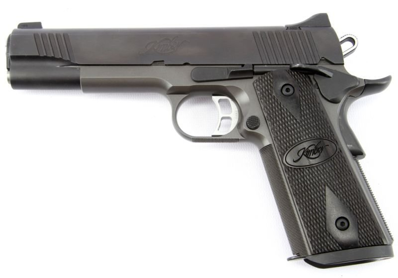 KIMBER TACTICAL CUSTOM II 1911 FRAME .45ACP - 2