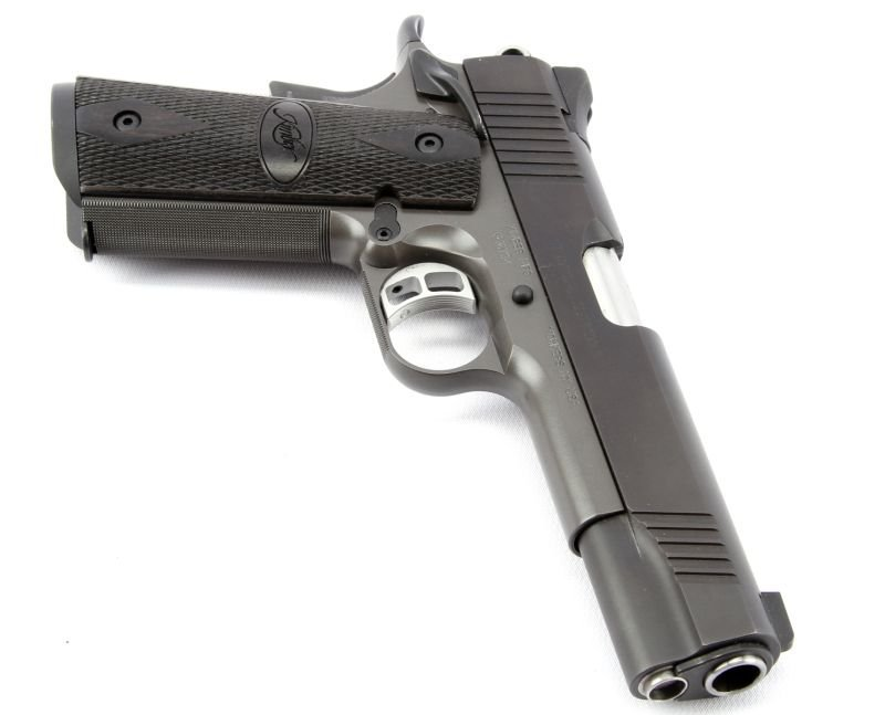 KIMBER TACTICAL CUSTOM II 1911 FRAME .45ACP - 4