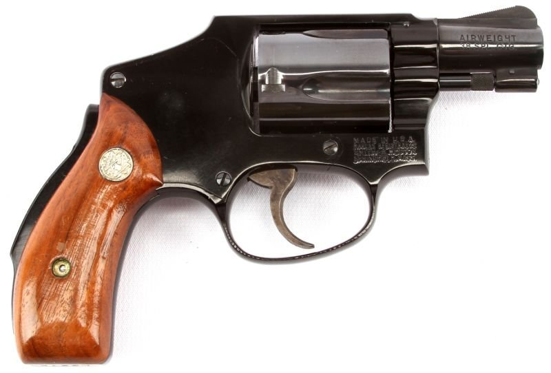 SMITH & WESSON MODEL 42 CENTENNIAL AIRWEIGHT