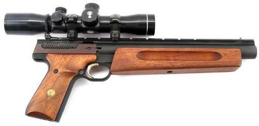Browning Buck Mark Silhouette Model 22 Lr Pistol