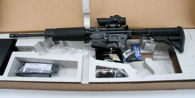 SIG SAUER M400 AR TACTICAL RIFLE NEW IN BOX - 2
