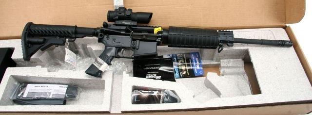 SIG SAUER M400 AR TACTICAL RIFLE NEW IN BOX - 3