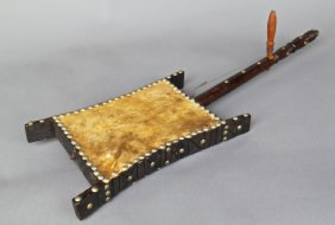 Antique Indian Guitar