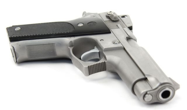 SMITH & WESSON MODEL 659 9MM PISTOL STAINLESS - 2