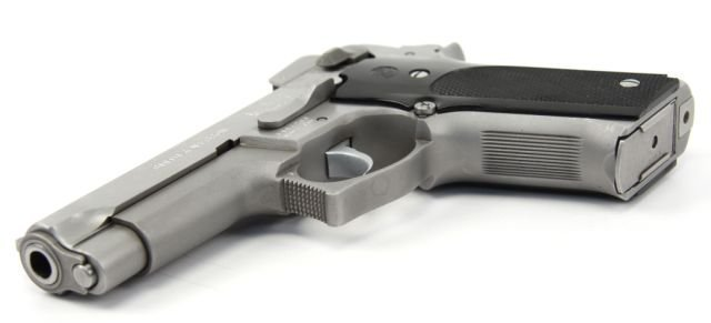 SMITH & WESSON MODEL 659 9MM PISTOL STAINLESS - 4