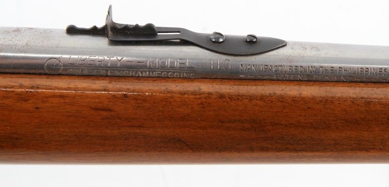 LIBERTY MODEL 110 .22 LR BOLT ACTION RIFLE - 2