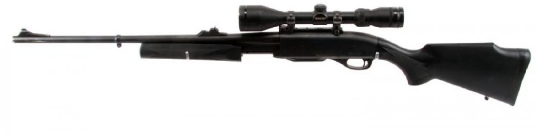 REMINGTON 7600 PUMP ACTION RIFLE IN .270 WIN - 3