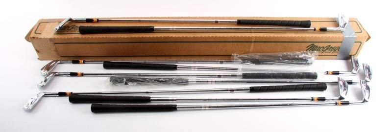 MACGREGOR VIP TP63 GOLF IRON SET IN ORIGINAL BOX