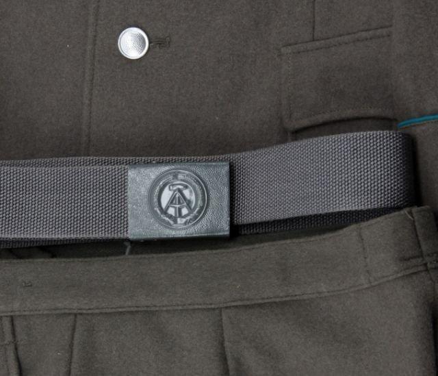 EAST GERMAN AIR FORCE NCO UNIFORM - 3