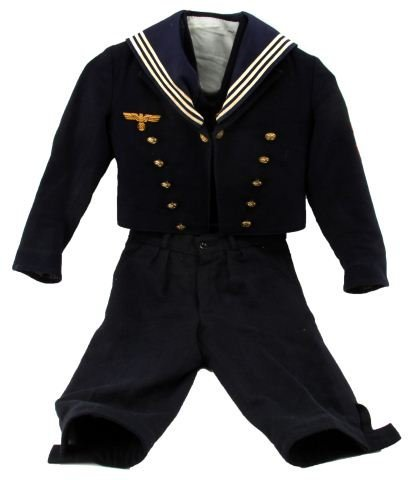 german children u0027s kriegsmarine uniform