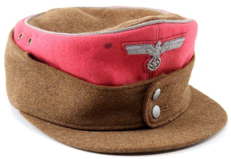 WWII GERMAN SA MOUNTAIN STANDARTES M-43 CAP