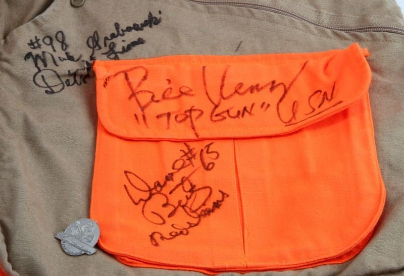 CELEBRITY QUAIL HUNT AUTOGRAPH COLLECTION - 3