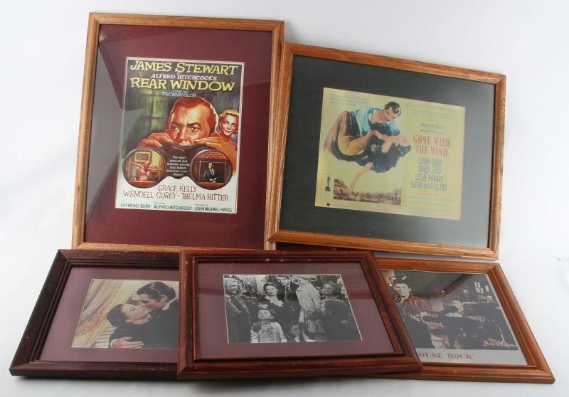 1940S-1950S WINDOW & LOBBY CARD MOVIE PRINT REPROS