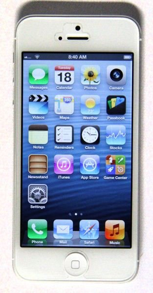 IPHONE 5 WHITE 16GB IN BOX SPRINT NETWORK