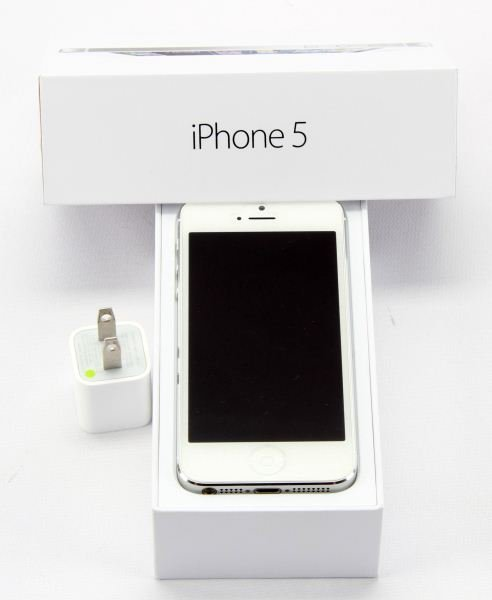IPHONE 5 WHITE 16GB IN BOX SPRINT NETWORK - 2