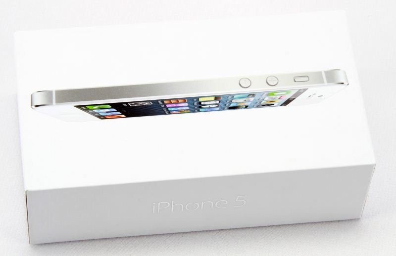 IPHONE 5 WHITE 16GB IN BOX SPRINT NETWORK - 3