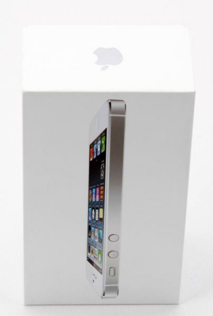 IPHONE 5 WHITE 16GB IN BOX SPRINT NETWORK - 4
