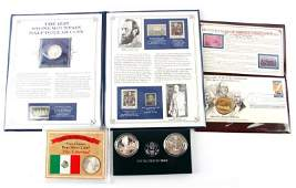 U.S. & MEXICO SILVER COIN COLLECTION VARIETY LOT