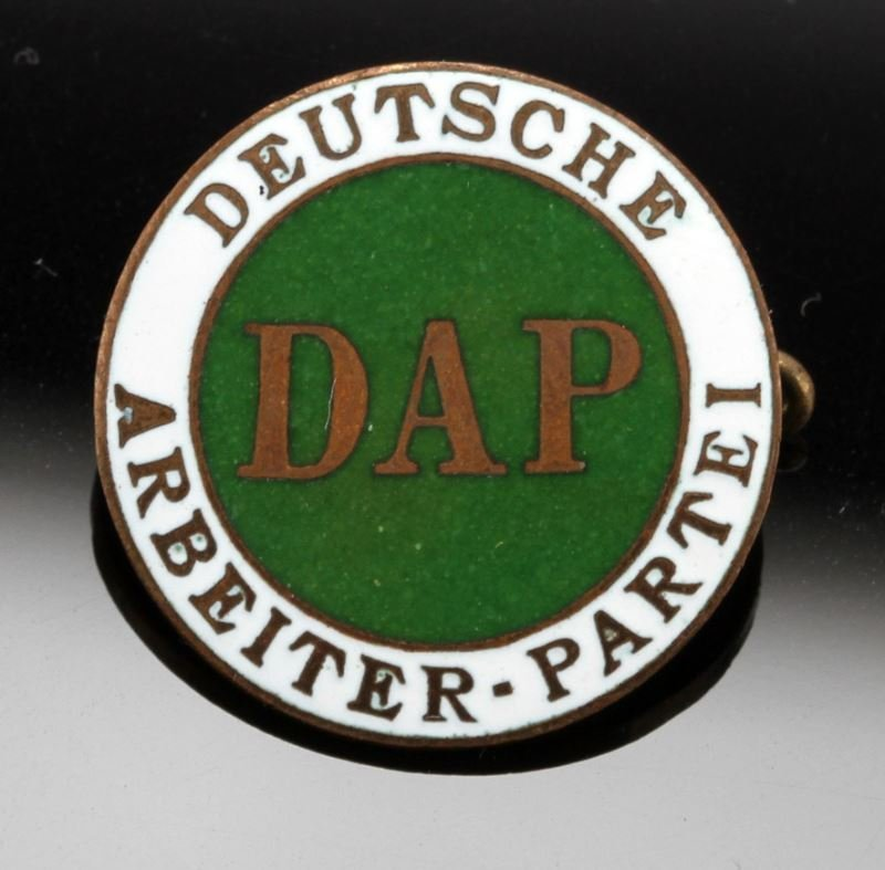 an analysis of dap formed by anton drexler in 1919 Anton drexler, the real creator of nazism user in 1919 drexler joined with gottfried feder and dietrich eckart to form the dap anton drexler founds the dap.
