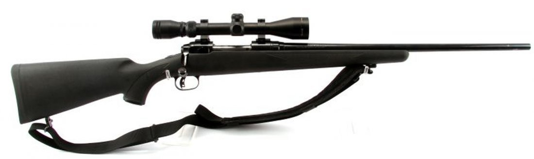 SAVAGE MODEL 10 .243 ACCU-TRIGGER SPORTING RIFLE