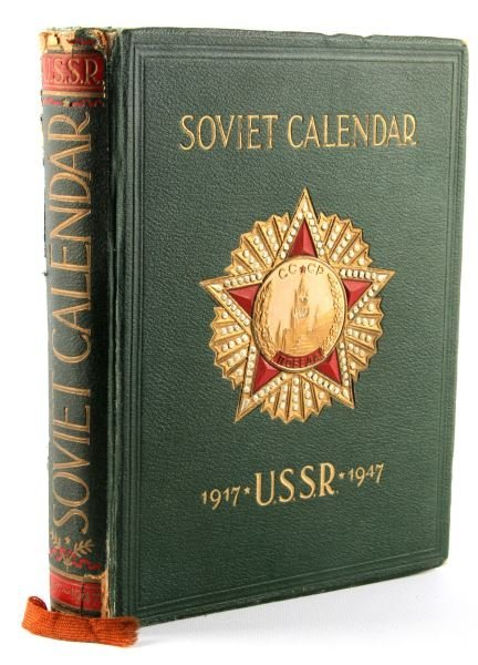USSR 30 YEARS OF RUSSIAN HISTORY 1917-1947