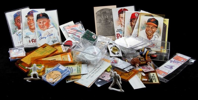 EX-DEALER STOCK SPORTS COLLECTABLE LOT VARIETY