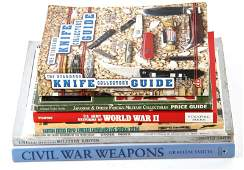 KNIFE WEAPON MILITARY UNIFORMS REFERENCE BOOK LOT