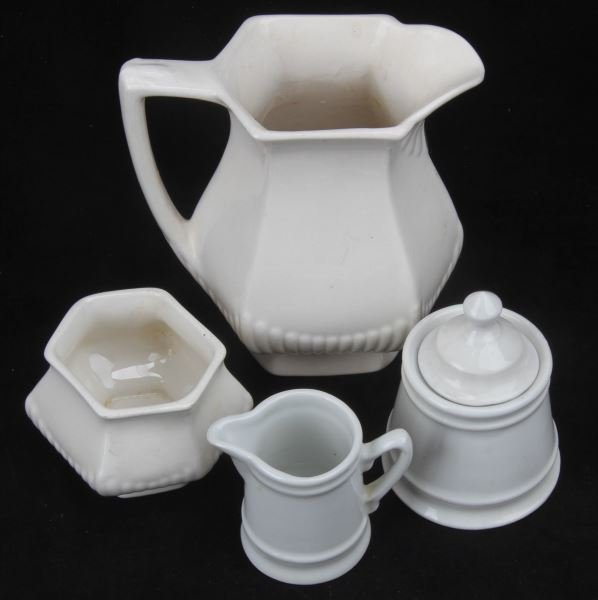 WILLIAM ADAMS & SONS AND LAMALLE CHINA