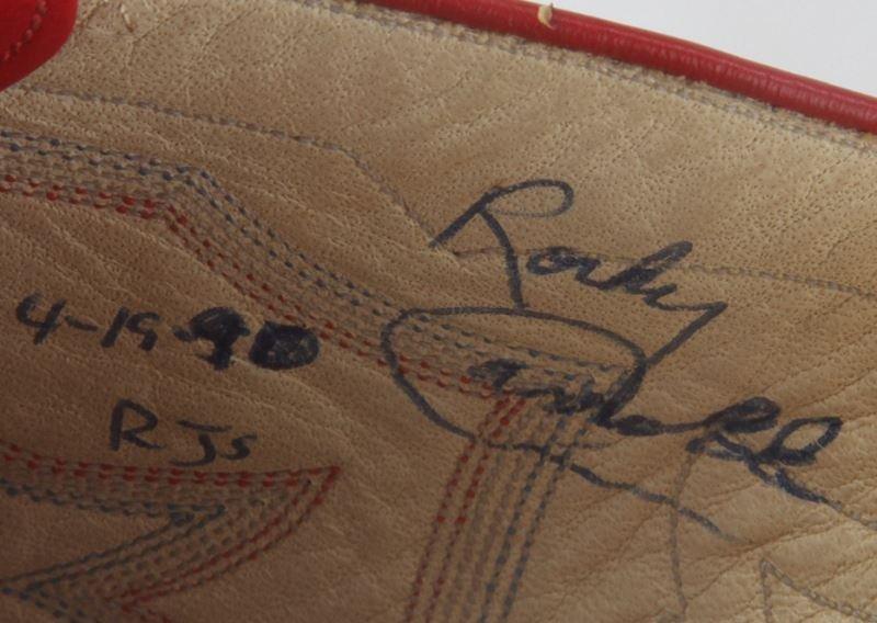 ROCKY CARROLL CUSTOM LADIES 7 TEXAS RANGER BOOTS - 4