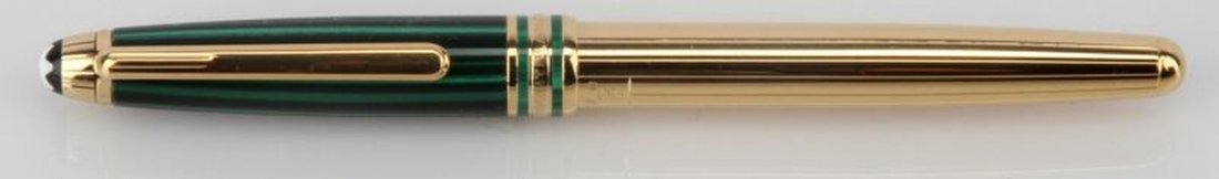MONTBLANC STERLING SILVER BALL POINT PEN