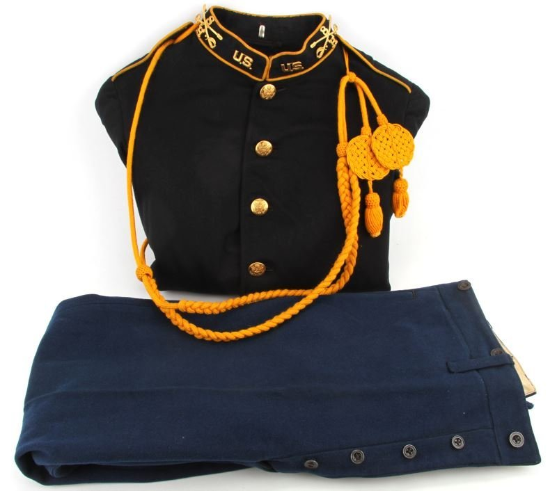 M1902 US SPAN-AM 8TH CAVALRY DRESS UNIFORM