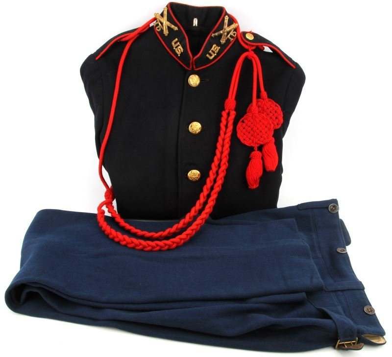 M1902 US SPAN-AM 15TH ARTILLERY DRESS UNIFORM