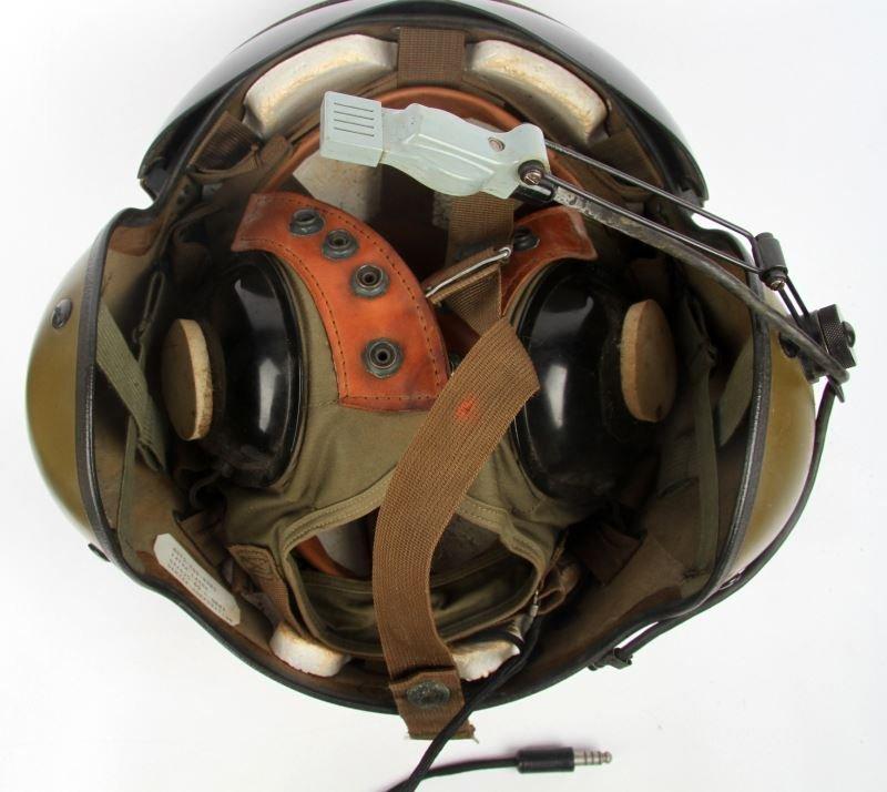 GENTEX SPH4B HELICOPTER HELMET WITH MICROPHONE - 4