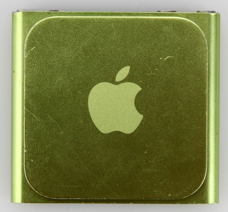8GB GREEN APPLE IPOD NANO 6TH GEN MODEL A1366 - 2
