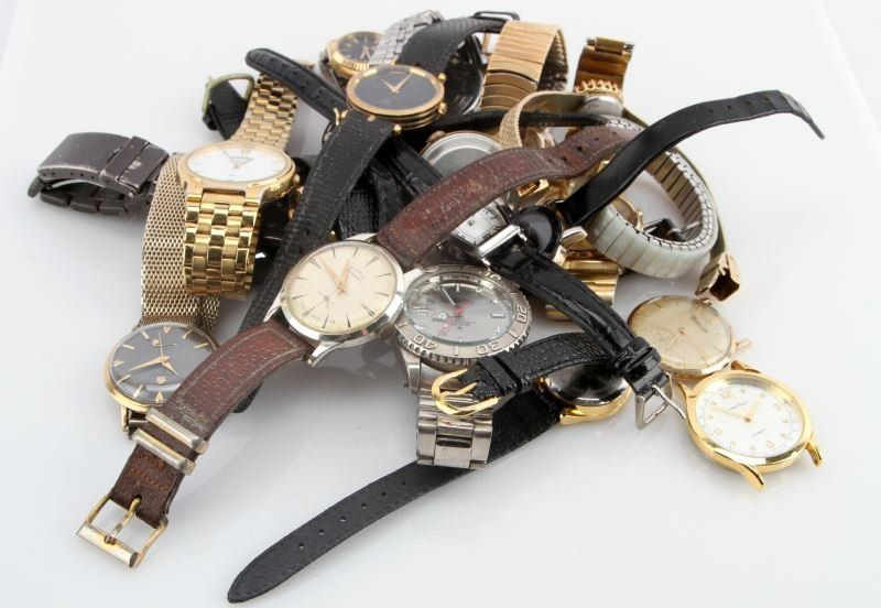 DEALERS LOT MISCELLANEOUS WATCHES