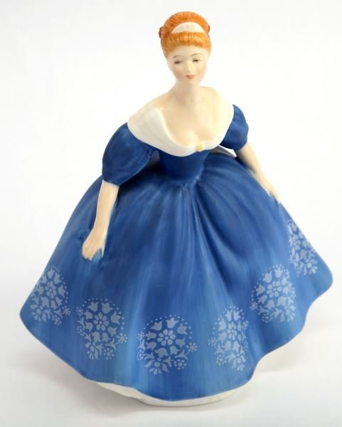 VINTAGE 1968 ROYAL DOULTON PORCELAIN DOLL