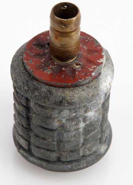 Wwii Japanese Type 97 Inert Grenade