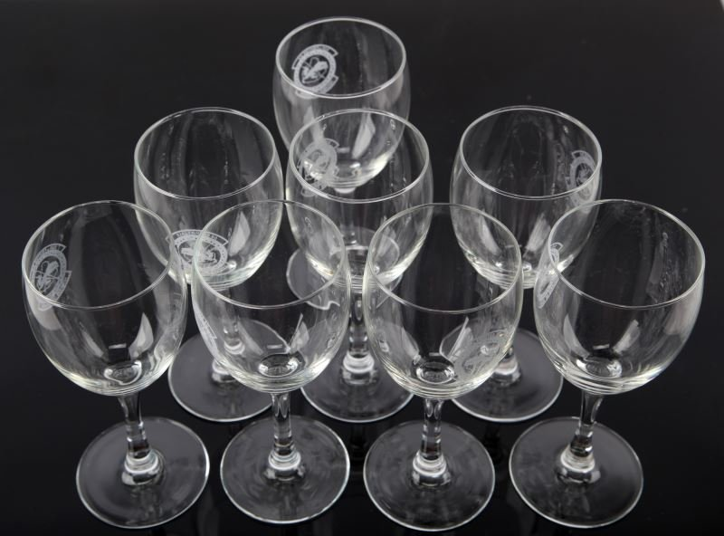COMMEMORATIVE 524TH SPECAL OPS SQUADRON GOBLETS