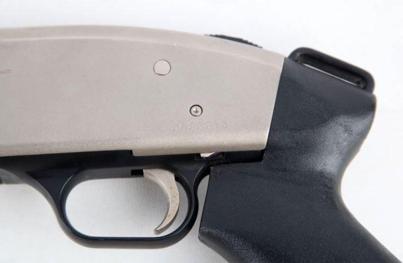 MOSSBERG 500 PERSUADER PISTOL GRIP SHOTGUN - 5