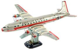 50'S TIN FRICTION AMERICAN AIRLINES DC-7 AIRPLANE
